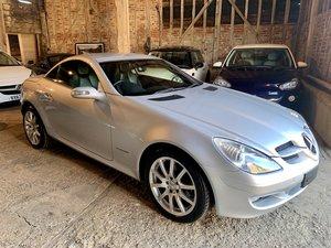 Mercedes SLK 200 Kompressor Auto Lth+Htd Seats+Parktronic
