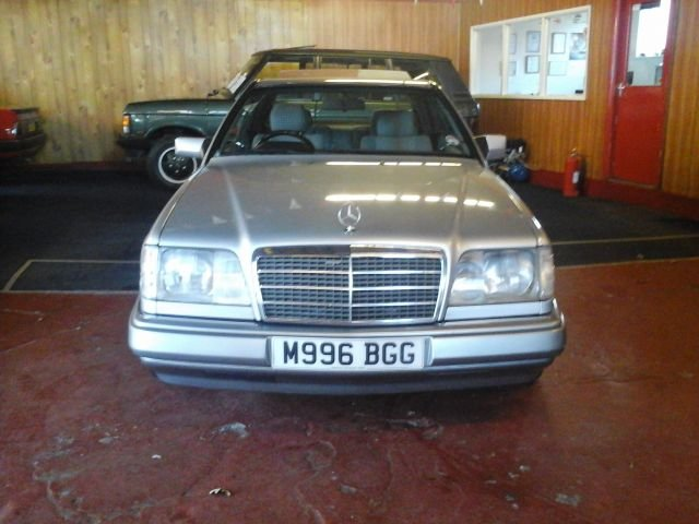 1994 M MERCEDES 220 CE COUPE AUTOMATIC For Sale (picture 1 of 4)