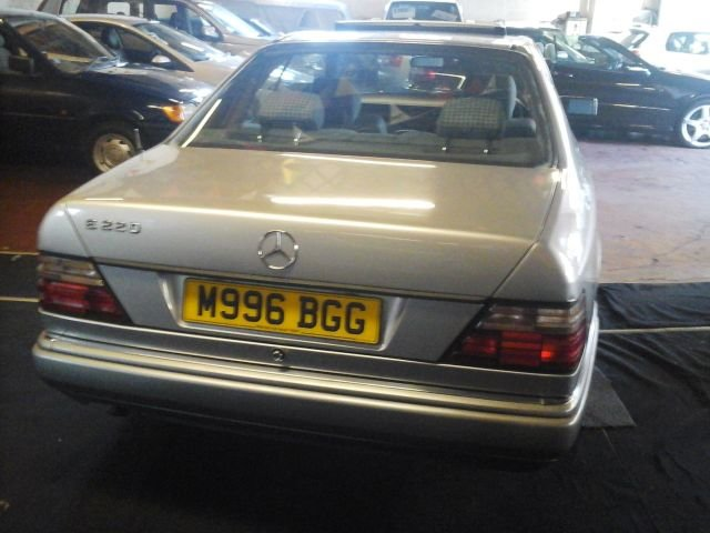 1994 M MERCEDES 220 CE COUPE AUTOMATIC For Sale (picture 2 of 4)