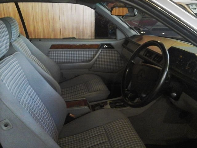 1994 M MERCEDES 220 CE COUPE AUTOMATIC For Sale (picture 4 of 4)