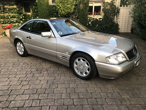 1997 Mercedes  SL320 Auto For Sale