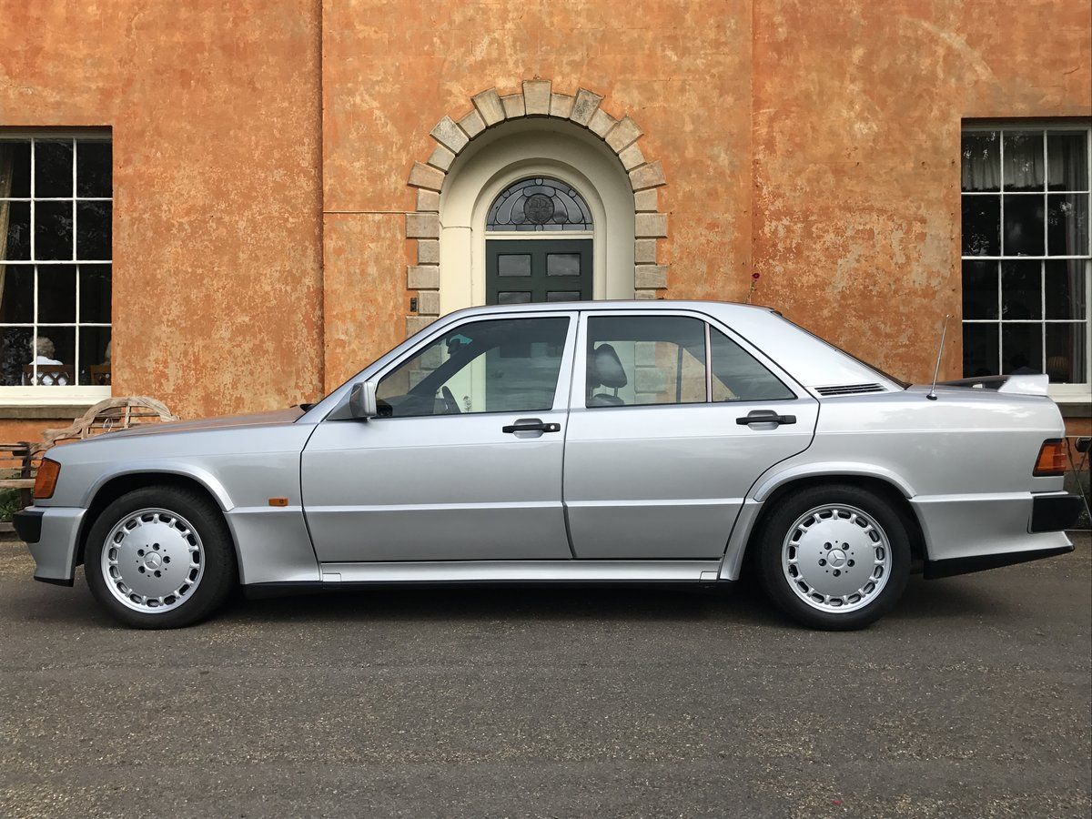 1991 Mercedes 190E 2.5-16 Cosworth - RHD / Manual / Exceptional For Sale (picture 1 of 6)