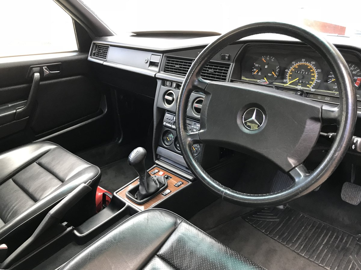 1991 Mercedes 190E 2.5-16 Cosworth - RHD / Manual / Exceptional For Sale (picture 5 of 6)