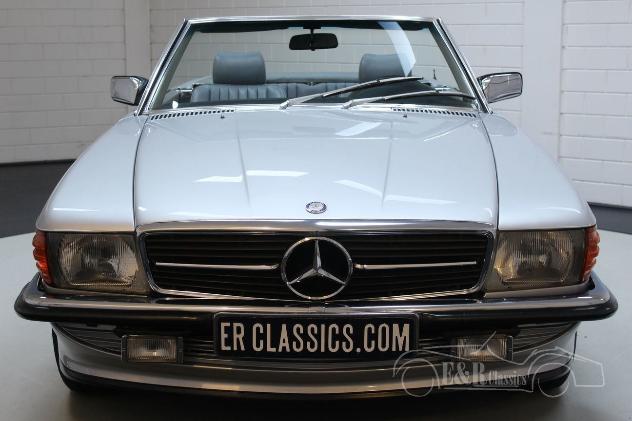 Mercedes-Benz 350SL Cabriolet 1972 Very good condition For Sale (picture 4 of 6)
