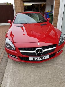 Picture of 2014 Mercedes SL350 AMG Line