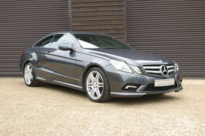 2009 Mercedes Benz E500 5.5 V8 Coupe 7G-Tronic Plus (53500 miles) For Sale