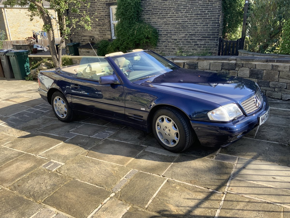 1996 Mercedes SL320 Beautiful  For Sale (picture 6 of 6)