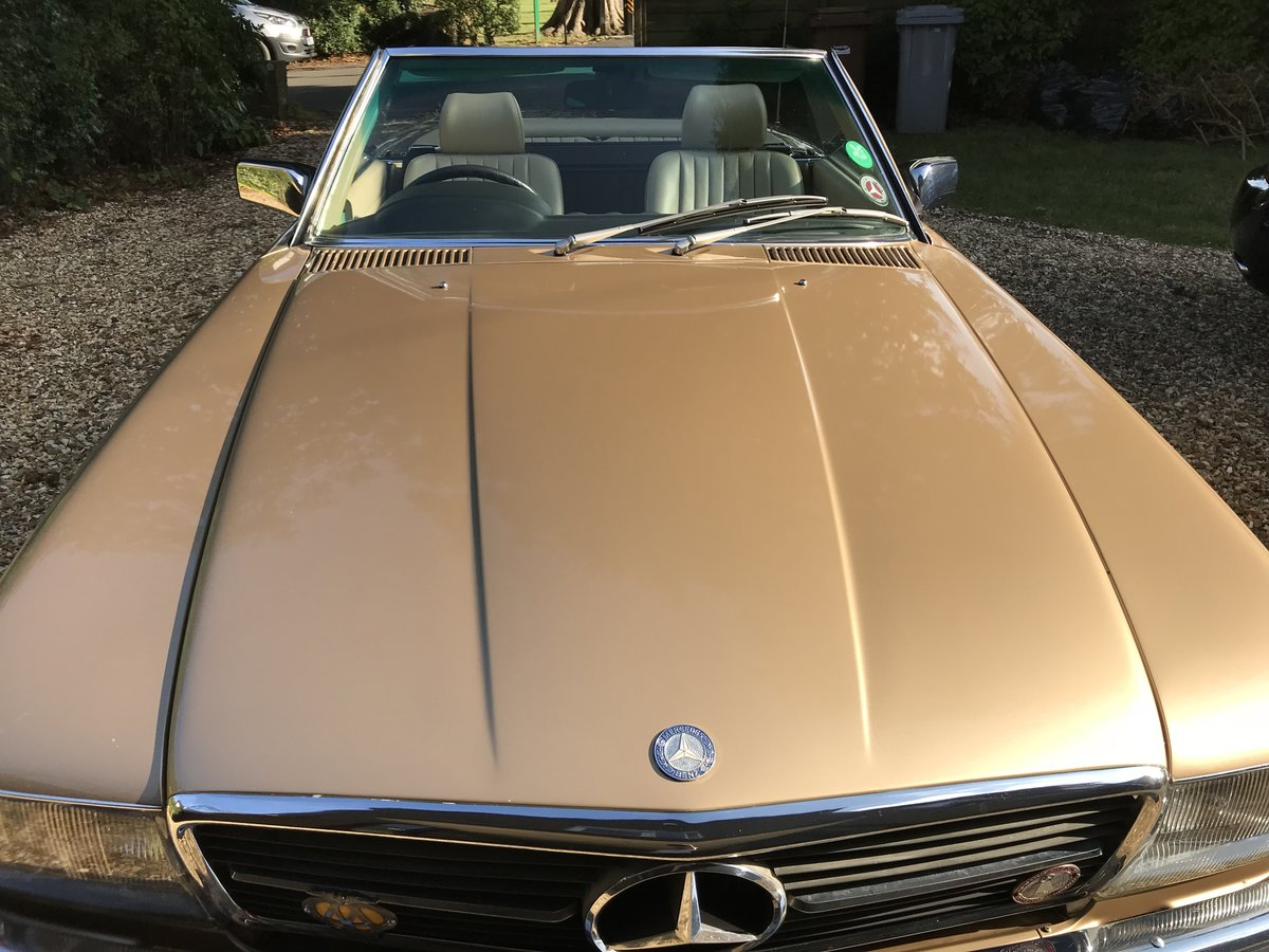 1985 Much loved 280SL SOLD (picture 6 of 6)