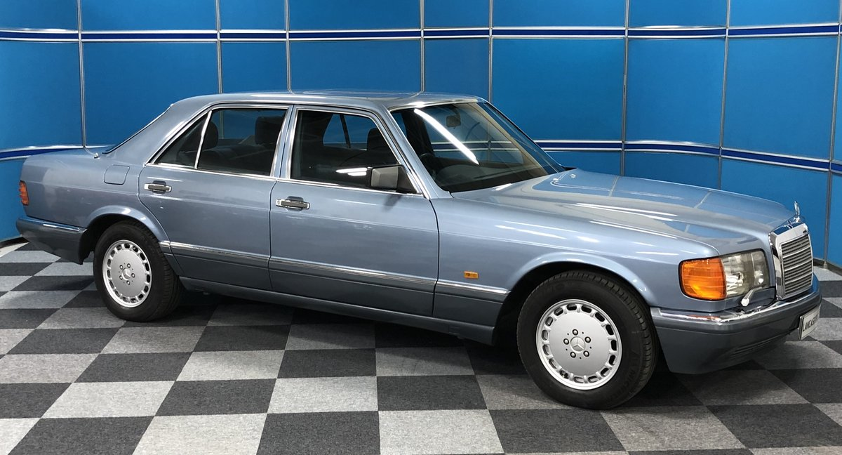1988 Mercedes 300SE For Sale (picture 1 of 6)