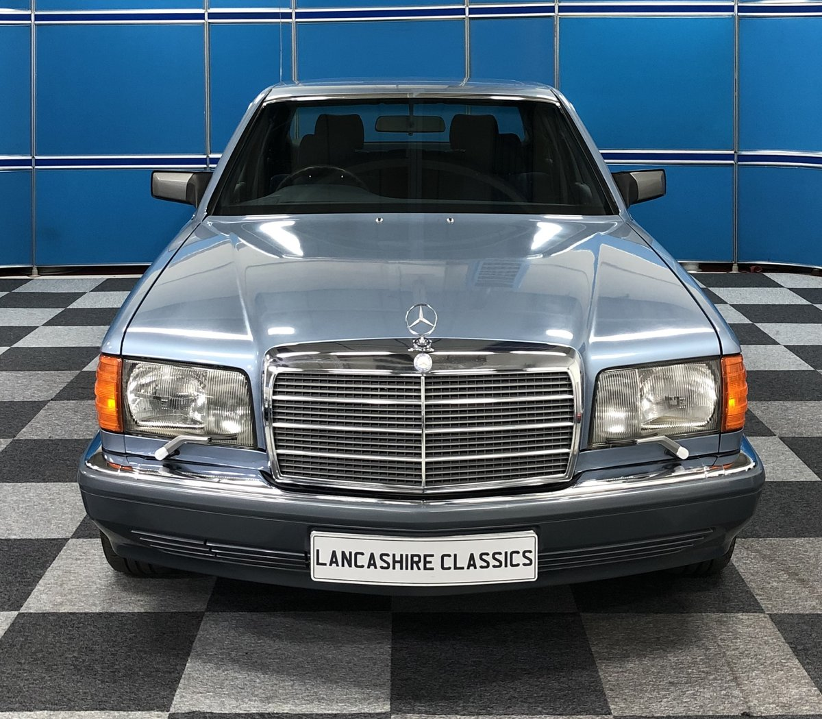 1988 Mercedes 300SE For Sale (picture 6 of 6)
