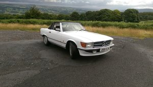 1986 107 SL 300 For Sale