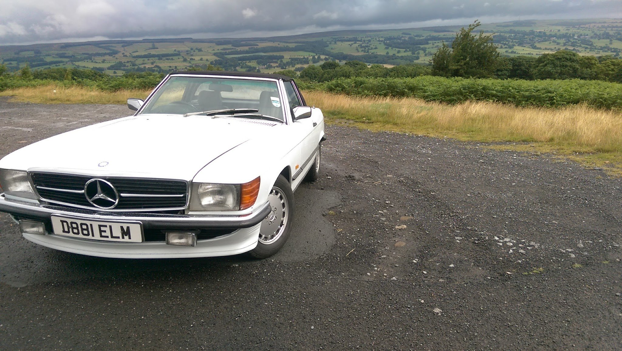 1986 107 SL 300 For Sale (picture 3 of 4)