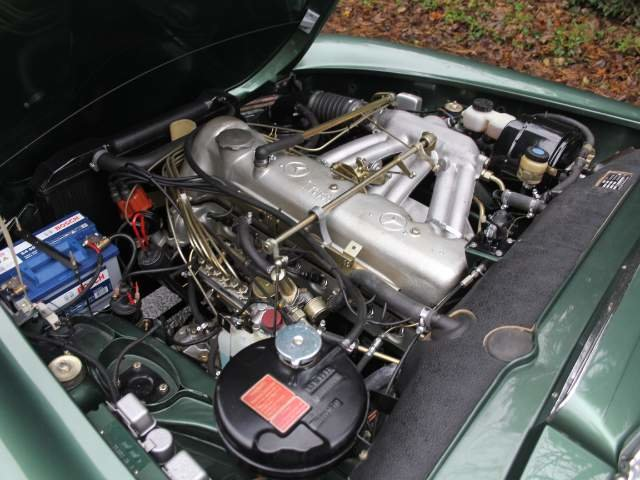 1965 Mercedes 230SL Pagoda, 5 speed ZF gearbox, show standard For Sale (picture 24 of 24)