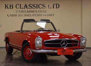 1964 Fully restored Mercedes 230SL
