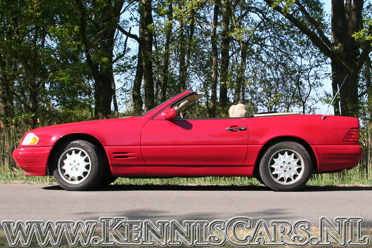 Mercedes-Benz 1997 500 SL 129-serie Convertible  For Sale (picture 3 of 6)