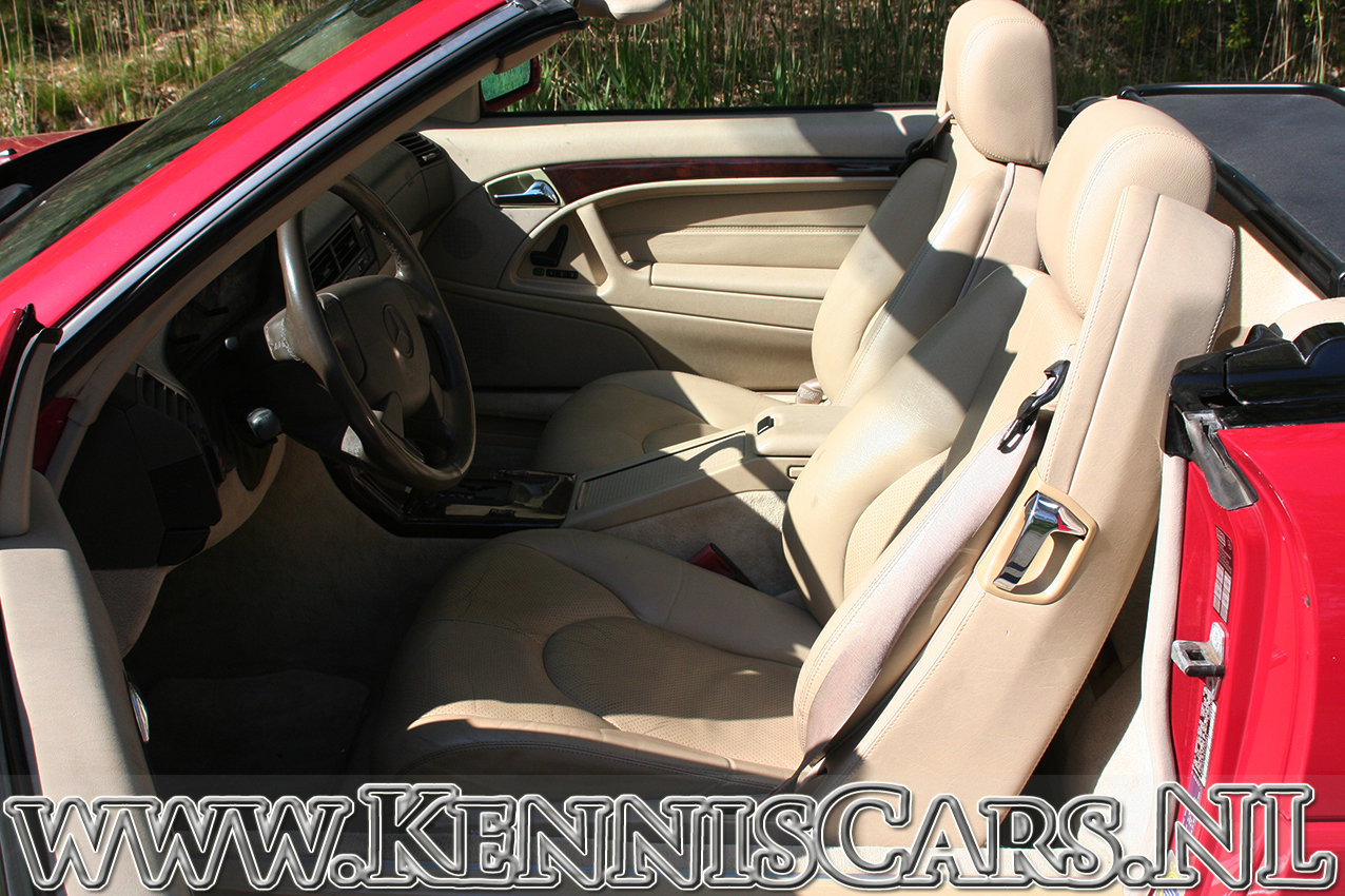 Mercedes-Benz 1997 500 SL 129-serie Convertible  For Sale (picture 5 of 6)