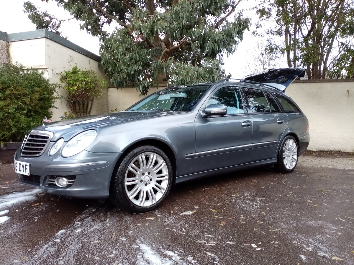 2008 Mercedes-Benz 280 7 seater For Sale (picture 1 of 5)