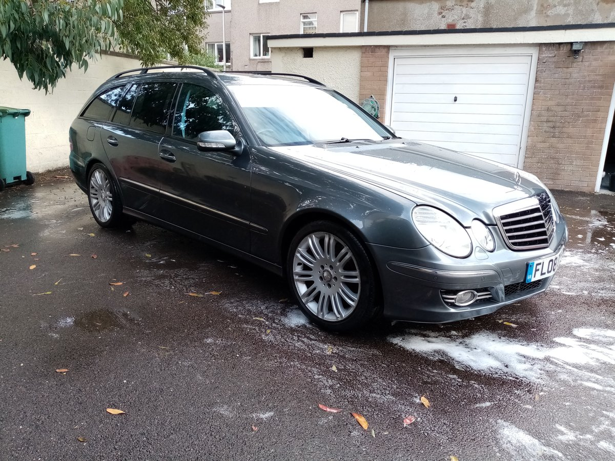 2008 Mercedes-Benz 280 7 seater For Sale (picture 2 of 5)