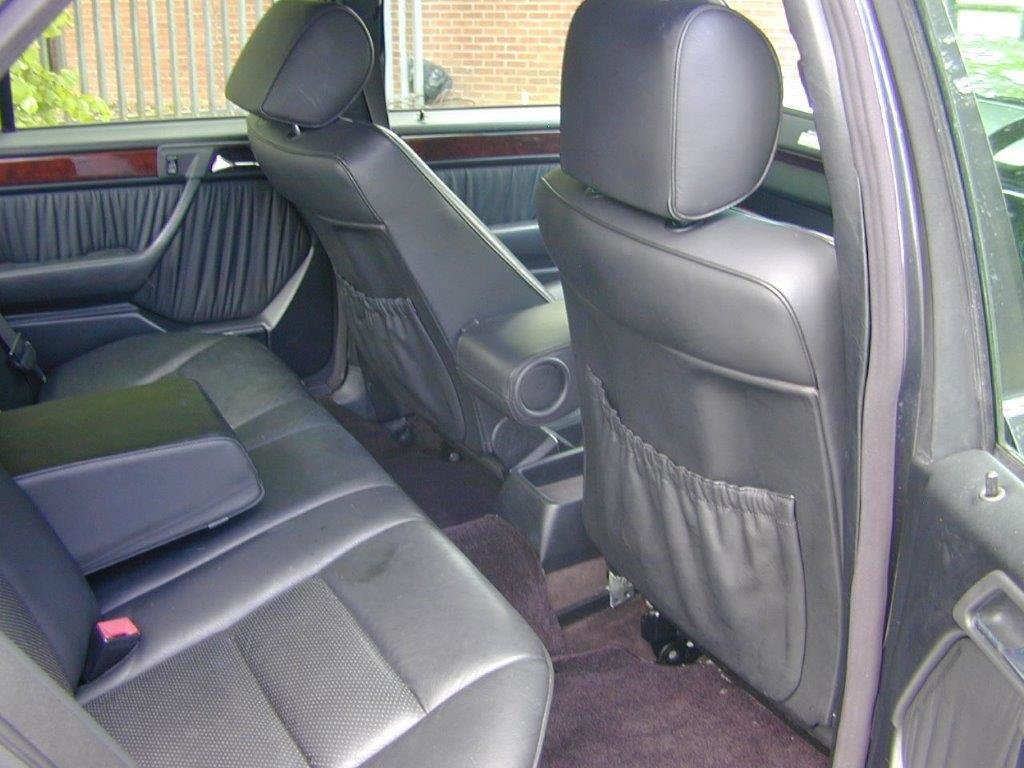 1993 W124 320E Saloon Low Mileage For Sale (picture 6 of 6)