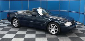 1998 Mercedes SL320 Anniversary Edition SOLD