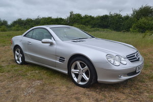 Picture of 2005 Mercedes SL350 convertable with tiptronic SOLD
