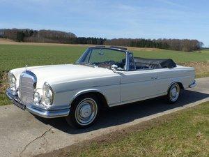 1963 Mercedes-Benz 300 SE Convertible - excellent For Sale