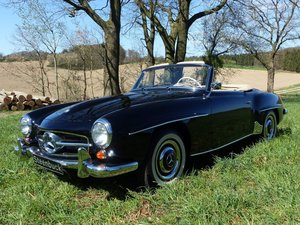 Mercedes-Benz 190 SL - MATCHING NUMBERS