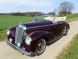 Mercedes-Benz 220 Convertible A - MATCHING NUMBERS