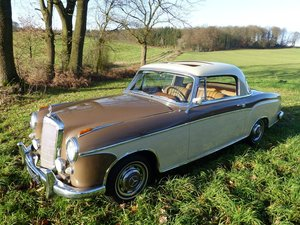 Picture of 1959 Mercedes-Benz 220 SE Coupé - very rare