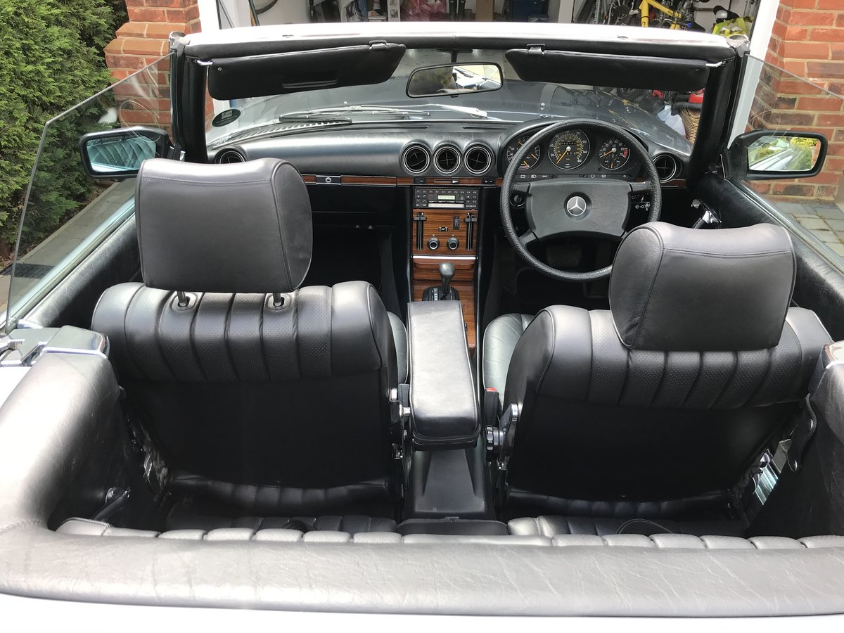 1982 Restored SL  For Sale (picture 3 of 6)