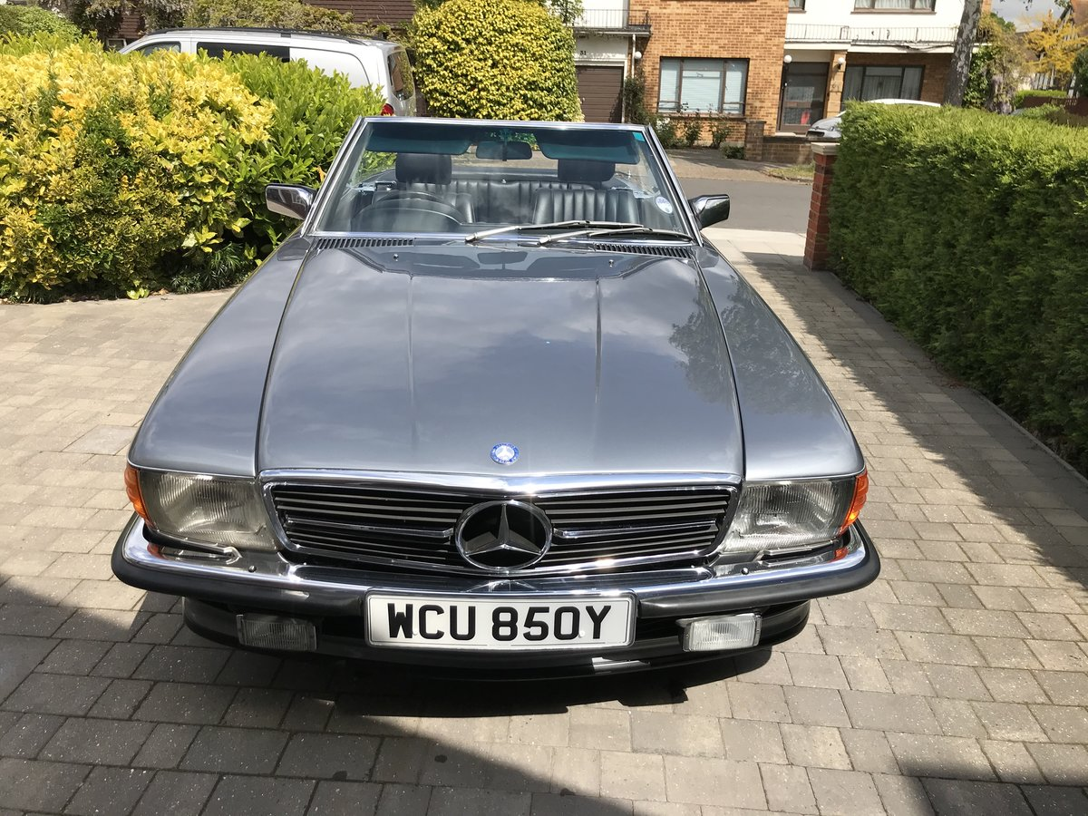 1982 Restored SL  For Sale (picture 4 of 6)