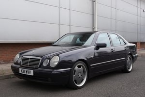 1996 Mercedes-Benz AMG 3.6 E36 Young Timer W210 not E55 For Sale