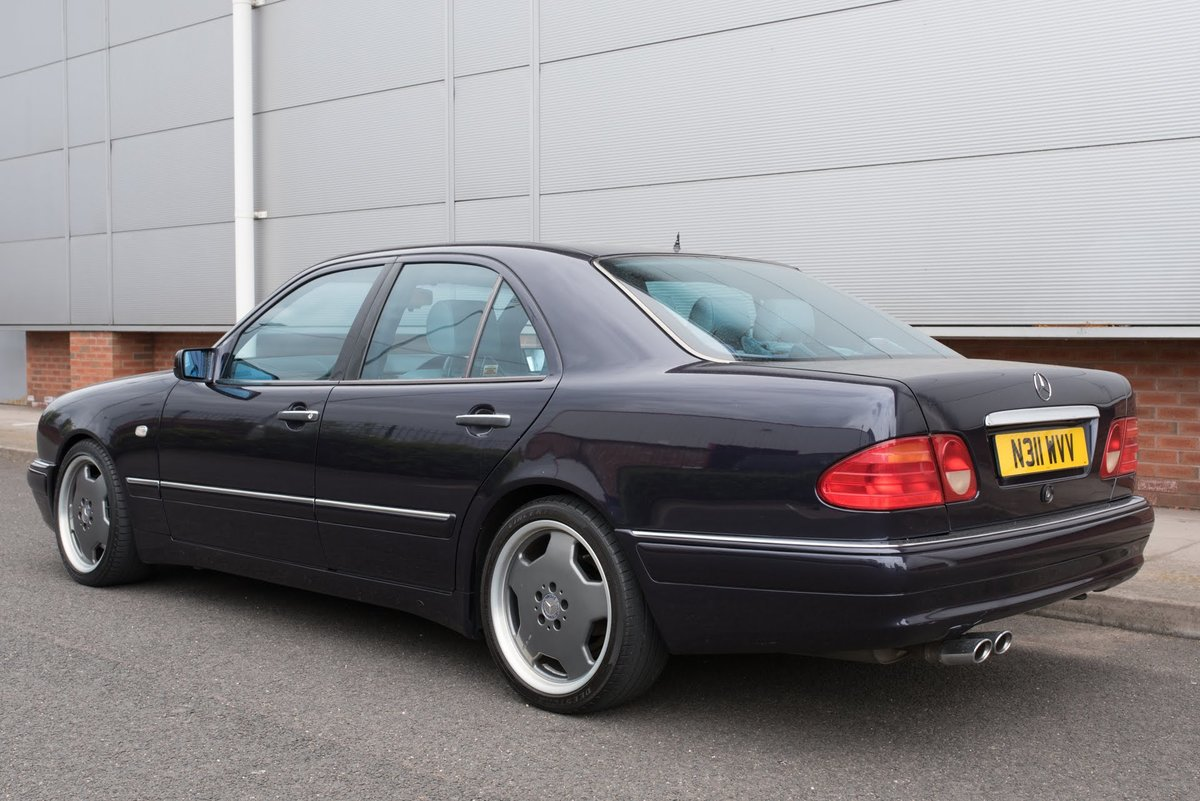 1996 Mercedes-Benz AMG 3.6 E36 Young Timer W210 not E55 For Sale (picture 2 of 6)