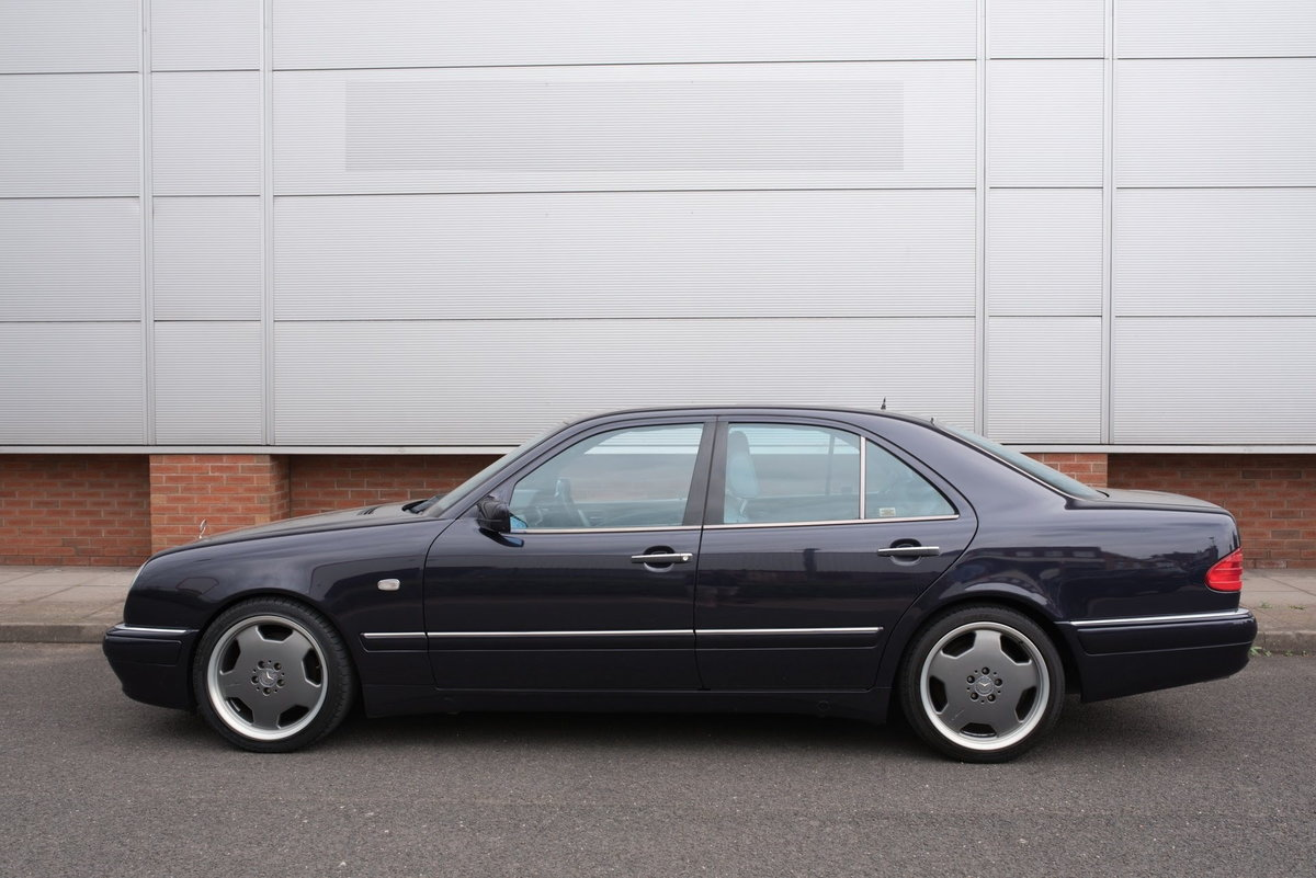 1996 Mercedes-Benz AMG 3.6 E36 Young Timer W210 not E55 For Sale (picture 3 of 6)