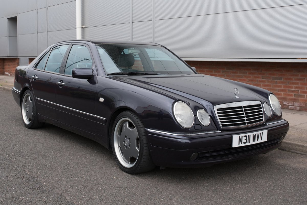 1996 Mercedes-Benz AMG 3.6 E36 Young Timer W210 not E55 For Sale (picture 4 of 6)