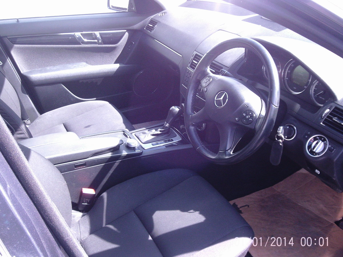 2010 mercedes c,220  For Sale (picture 3 of 5)