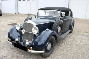 Picture of 1936 Mercedes-Benz 230 Convertible B - a representative classic