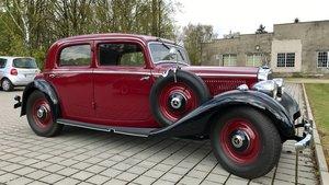 1937 Mercedes-Benz 230 Saloon (LWB) - very rare RHD For Sale