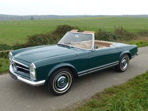 "Mercedes-Benz 230 SL - ""Pagoda"" in high quality condition"