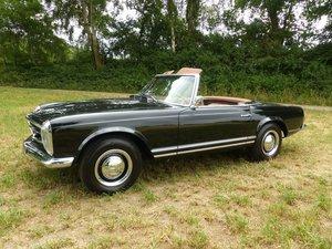 1967 Mercedes-Benz 250 SL - mint condition For Sale