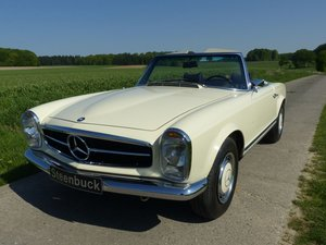Picture of 1969 Mercedes-Benz 280 SL  - excellent restoration