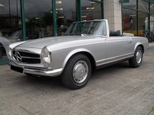 1970 Mercedes 280 SL RHD Full resto by top marque  specialists  For Sale