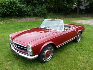 """1971 Mercedes-Benz 280 SL  - rock-solid """"Pagoda"""" For Sale"""
