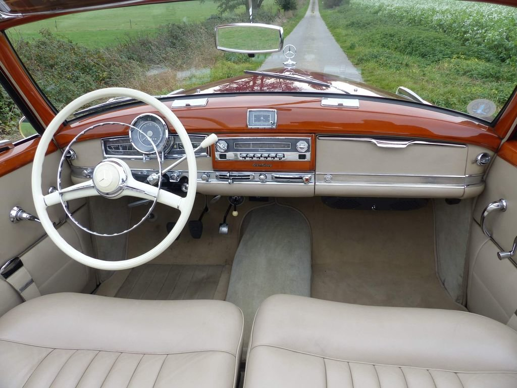 1952 Mercedes-Benz 300 Convertible D - complete history For Sale (picture 6 of 6)