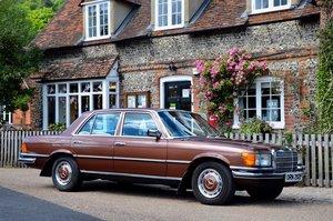 1976 **Deposit Taken** Mercedes-Benz W116 280SE