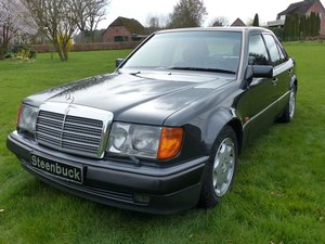 """1991 Mercedes-Benz 500 E - """"the wolf in sheep's clothes"""" For Sale"""