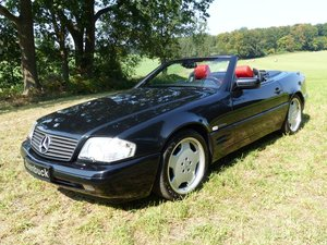 1999 Mercedes-Benz SL 500 - limited edition For Sale