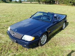 1995 Mercedes-Benz SL 500 - young classic in mint condition For Sale