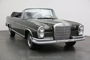 1966 Mercedes-Benz 300SE Cabriolet