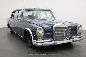 1968 Mercedes-Benz 600